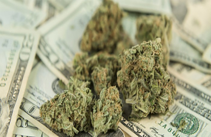 Marijuana-Stocks-Money Nug
