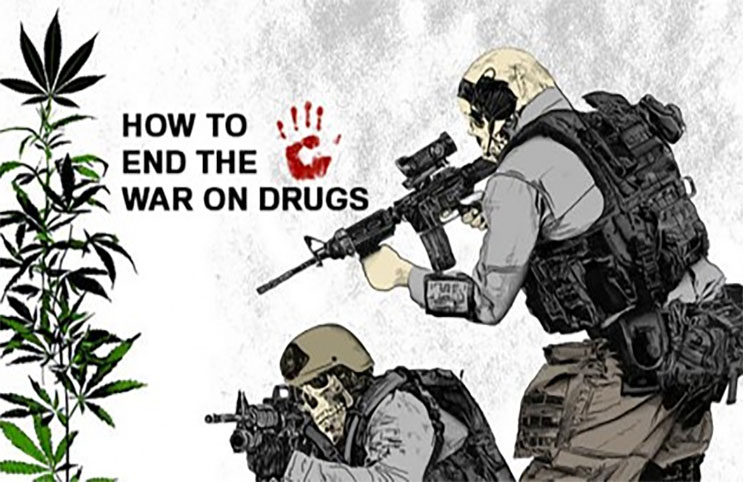 """a report on drug legalization and the war on drugs in america Bernie sanders believes the united states' current """"war on drugs"""" is a failed  policy  he supports medical marijuana and the decriminalization of  recreational  dollars since 1980, according to a report by the drug policy  alliance (dpa."""