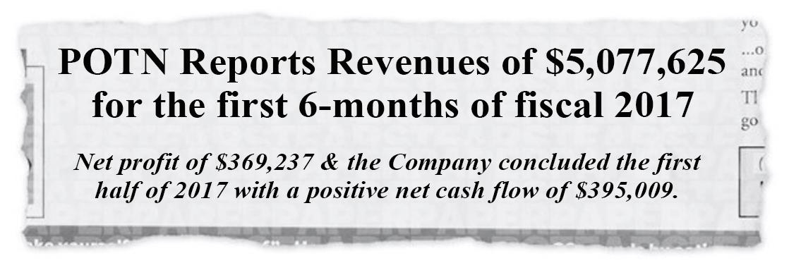 POTN revenue