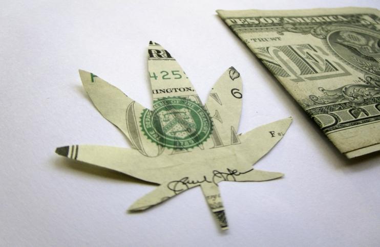 Marijuana-Money