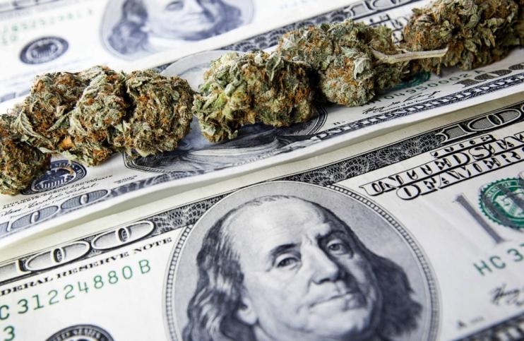 A Royalty Marijuana Stock?