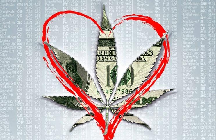 Marijuana Stocks Valentines Day