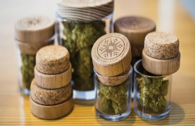 Packaging Design Cannabis Solstice