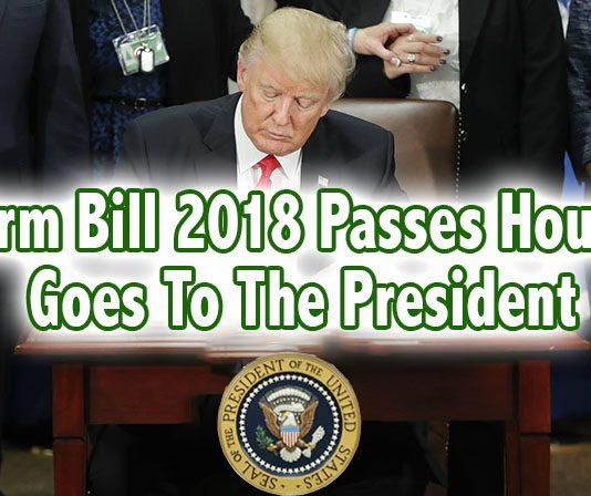 farm bill trump house senate pass