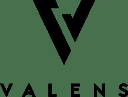 Valens-Logo-Black