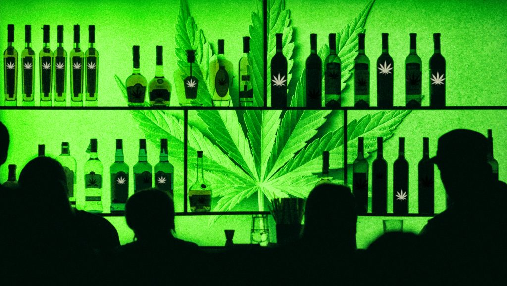 Cannabis beverage stocks