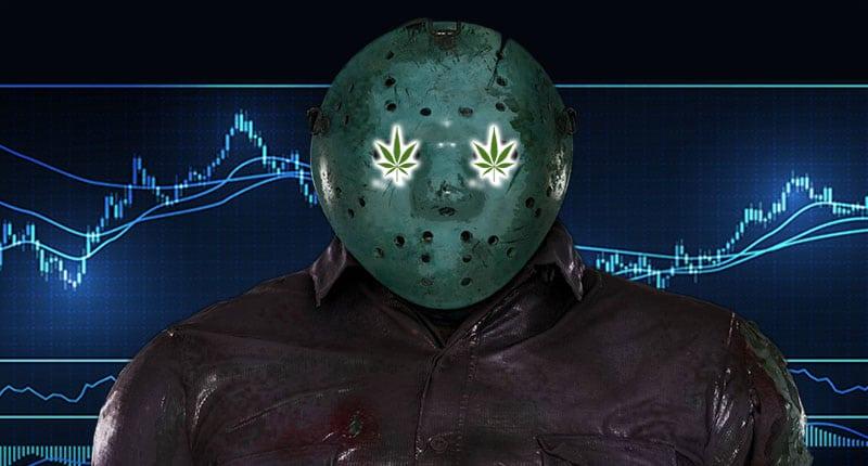Pot Stocks Friday the 13