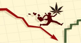delisted pot stocks