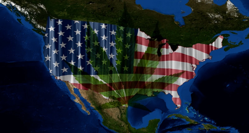 American Marijuana Stocks Legal States