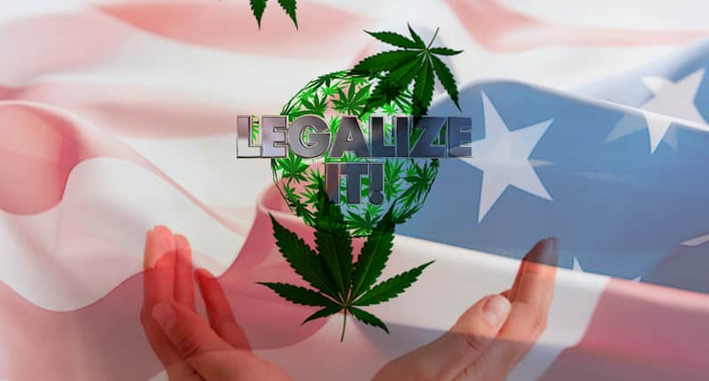 U.S. Cannabis Legalization 2020