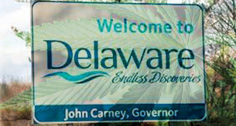 Delaware Cannabis Legalization