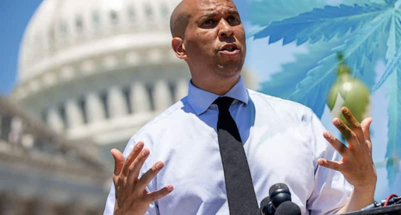 Cory Booker Threatens To Prevent Cannabis Banking Reform From Passing
