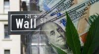 Cannabis And Wall Street